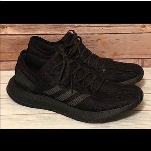 Adidas Pure Boost Triple Black